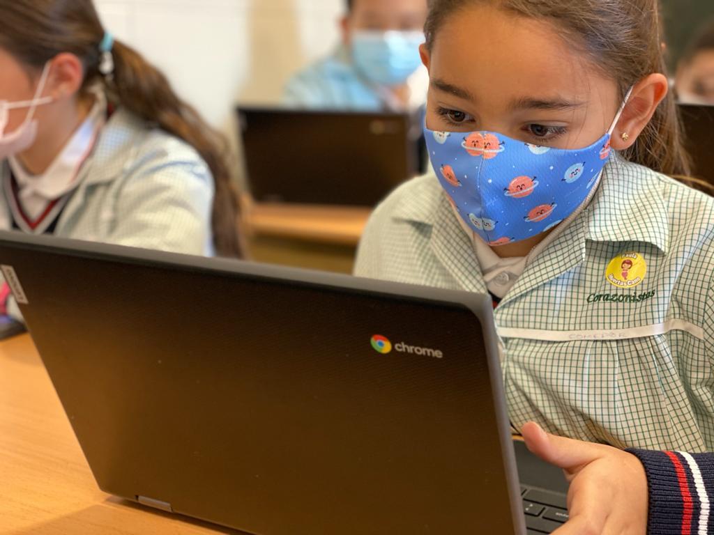 Foto ChromeBook